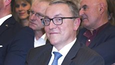 Посол России в Австрии Дмитрий Любинский