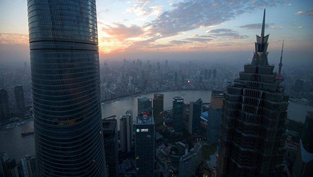 Китай. Архивное фото