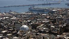 Панорама города Алжира. Архивное фото
