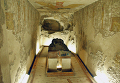 В древнеегипетской гробнице фараона