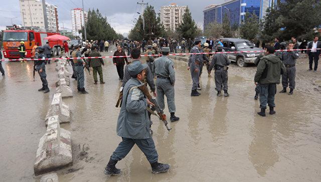 Девять погибших при взрыве встолице Афганистана
