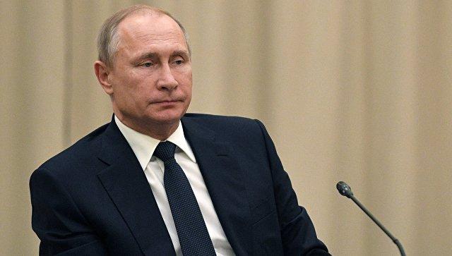 Путин проведет серию совещаний вСочи— Песков