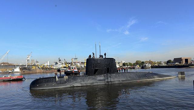 NASA подключилось к поискам пропавшей аргентинской подводной лодки