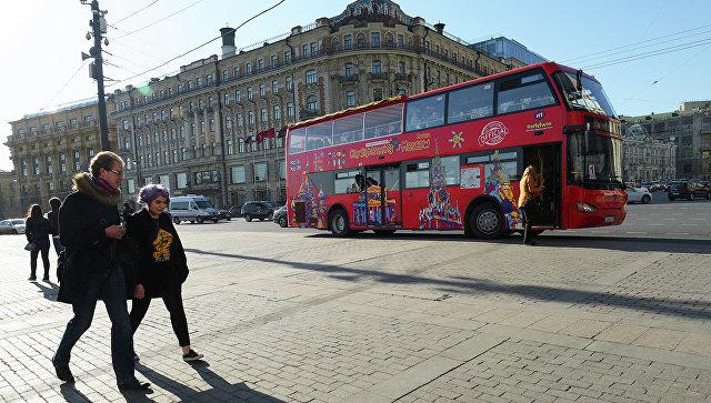 Вцентре столицы появилось 14 мест для парковки туристических автобусов