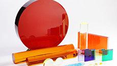 Швабе в рамках импортозамещения разработал 21 марку оптического стекла