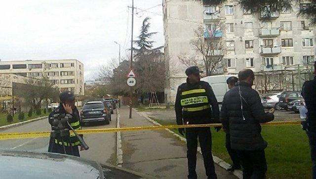 Спецоперация в Тбилиси. 22 ноября 2017