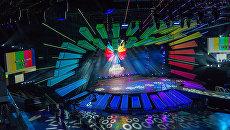 Сцена конкурса Детское Евровидение. Архивное фото