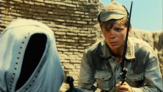 Кадр из фильма Белое солнце пустыни