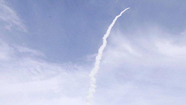 Старт японской ракеты Эпсилон. Архивное фото