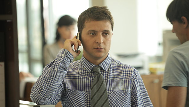 Владимир Зеленский. Архивное фото