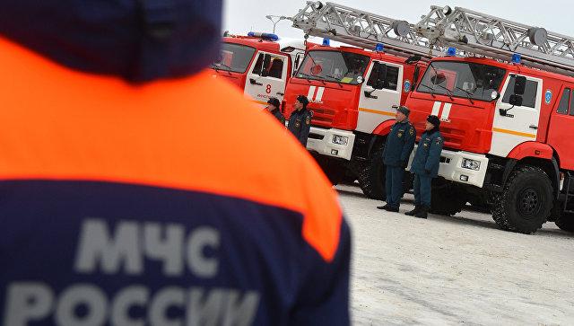 В Томске эвакуировали более 800 учеников школы из-за возгорания