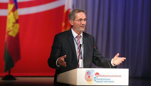 Председатель Германо-Российского форума Маттиас Платцек. Архивное фото