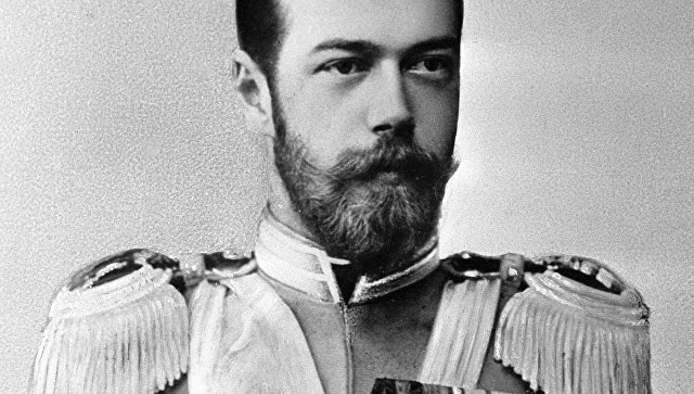 Репродукция фотографии Император Николай II. Архивное фото