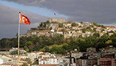 Вид Анкары