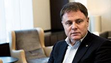Председатель правления АЮР Владимир Груздев. Архивное фото