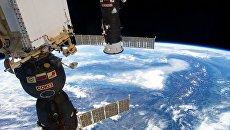Российские космические корабли Союз и Прогресс. Архивное фото