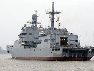 Большой десантный корабль проекта 11711. Архивное фото