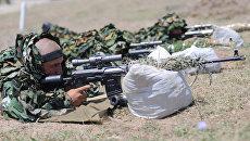 Военные учения на военной базе Министерства обороны РФ. Архивное фото