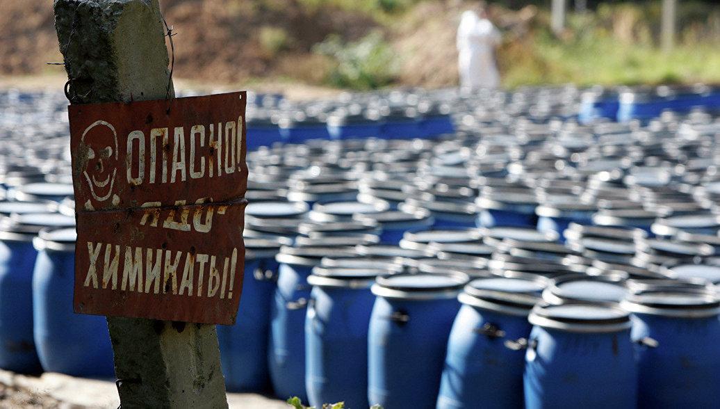 Активисты ОНФ добились ликвидации застарелой свалки ядохимикатов
