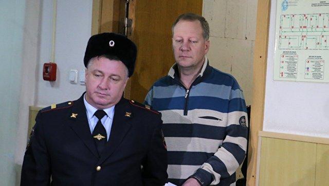 Фигурант дела охищении средств высокопоставленными сотрудниками МВД непризнал вину