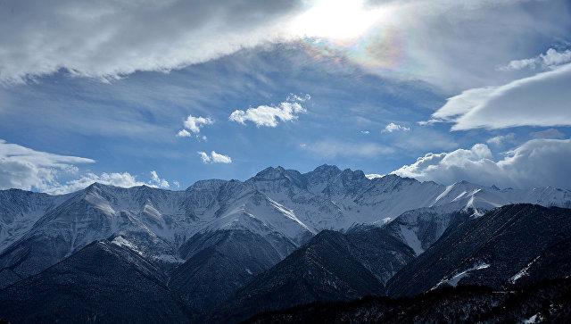 Горы. Архивное фото