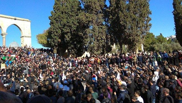 Постпред США при ООН назвала правильным решение Трампа поИерусалиму