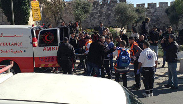 Награнице сектора Газа убиты трое палестинцев