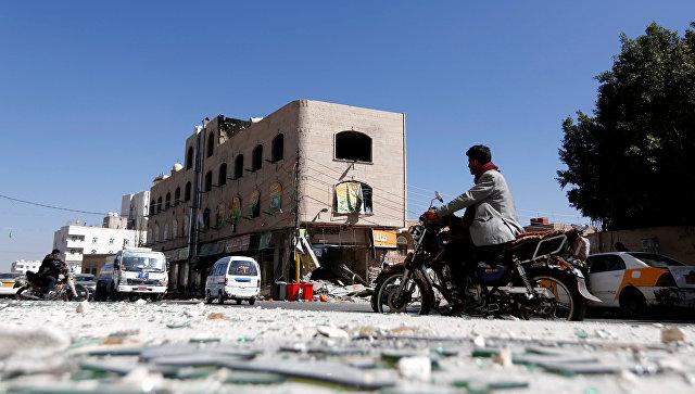 Российские дипломаты покинули Йемен
