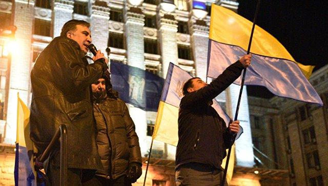 Савченко назвала унижением для Украины движение Саакашвили