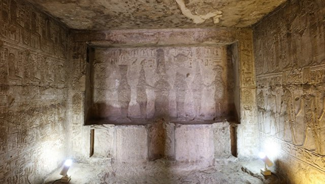 Археологи нашли древнеегипетское «детское кладбище» на юге Египта