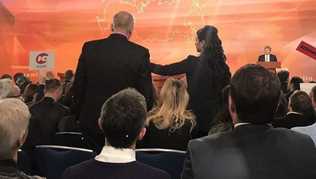 Симоньян посочувствовала модератору следующей пресс-конференции Путина