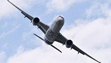 Пассажирский самолет. Архивное фото