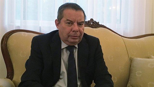 Посол России в Ливии Иван Молотков