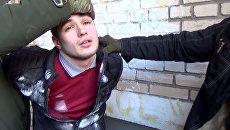 Один из задержанных по подозрению в подготовке терактов в Санкт-Петербурге