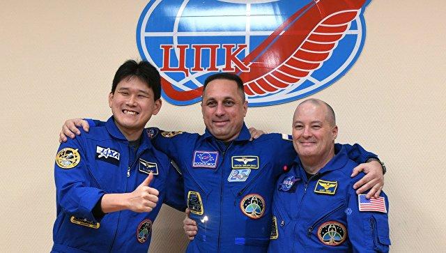 Космонавт Шкаплеров третий раз встретит на орбите Новый год и день рождения