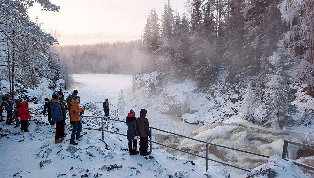 ОНФ предложил разработать систему национальных экотроп в России