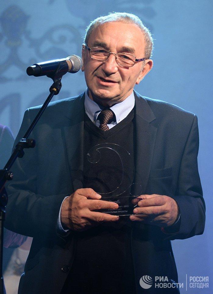 Председатель правления международного общества Мемориал Арсений Рогинский