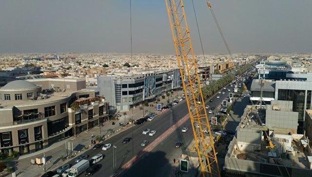 Система ПРО Саудовской Аравии перехватила ракету изЙемена