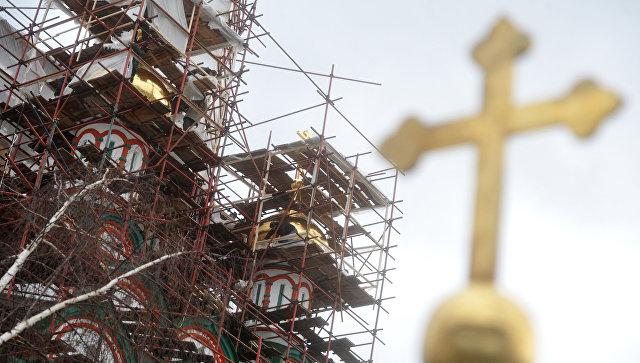 Храм, реставрация