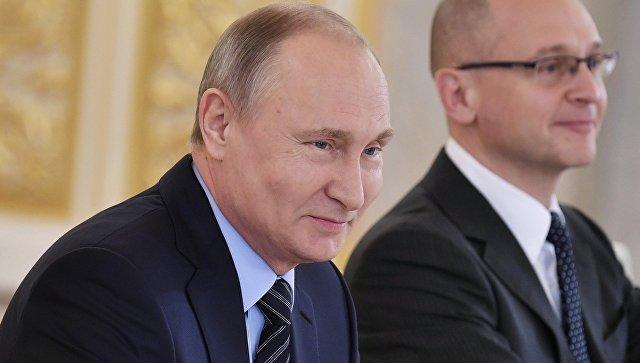 Путин: Нехочется забюрокрачивать систему образования втворческих университетах