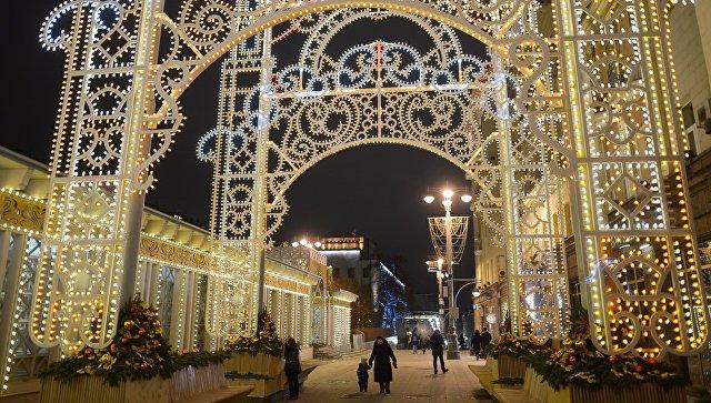 Мэрия столицы отчиталась оготовности кНовому году