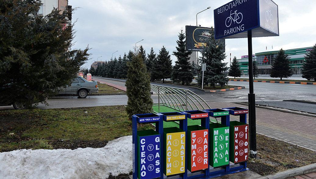 Донской: систему раздельного сбора мусора введут в РФ через 10–15 лет