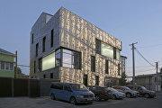 Офисное здание Краснодарской негосударственной Независимой экспертизы, Краснодар