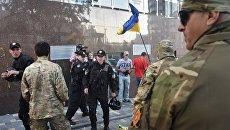 Акция протеста в Одессе. Архивное фото