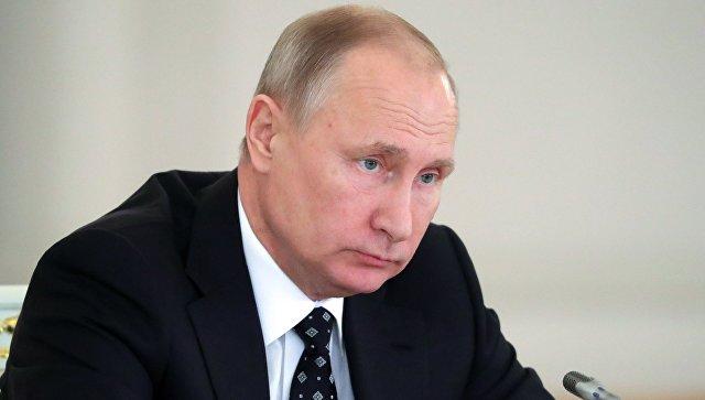 Путин поручилЦБ и министру финансов продумать вопрос кредитования регионов