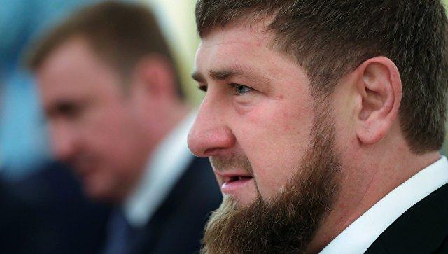 Кадыров прокомментировал задержание чеченского правозащитника
