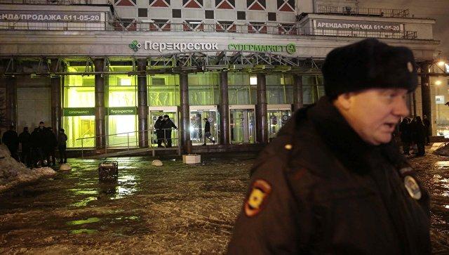 ВX5 Retail Group поведали подробности взрыва вмагазине вПетербурге