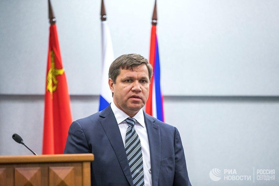 Мэр Владивостока Виталий Веркеенко. Архивное фото