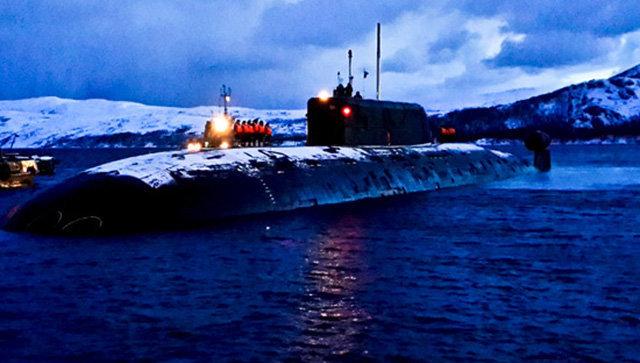 НаКамчатке отметили День подводного флота Российской Федерации
