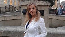 Украинскоая правозащитница Ирина Ноздровская